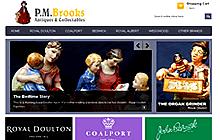 P M Brooks