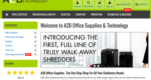 A2B Office Supplies