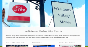 Wrenbury Village Stores Cheshire